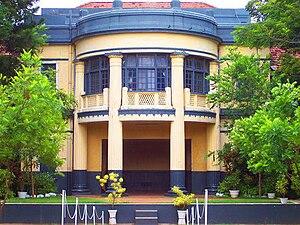 St Peter's College, Colombo - College Quadrangle