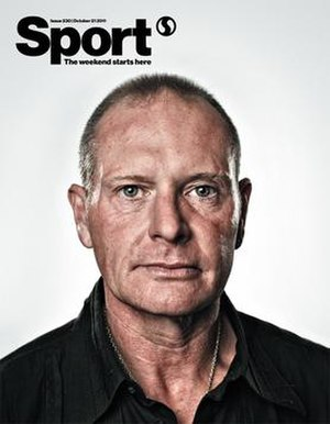 Sport (UK magazine) - Cover of Sport, Issue No. 230