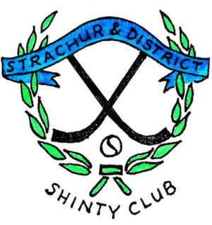 Strachur and District Shinty Club - Image: Strachurshinty