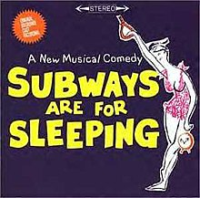 Subways Are For Sleeping (origina gisita registrado - diskkovraĵo).jpg