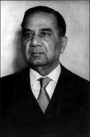 Bengali nationalism - H. S. Suhrawardy, the Premier of Bengal who led demands for an independent Bengal in 1947