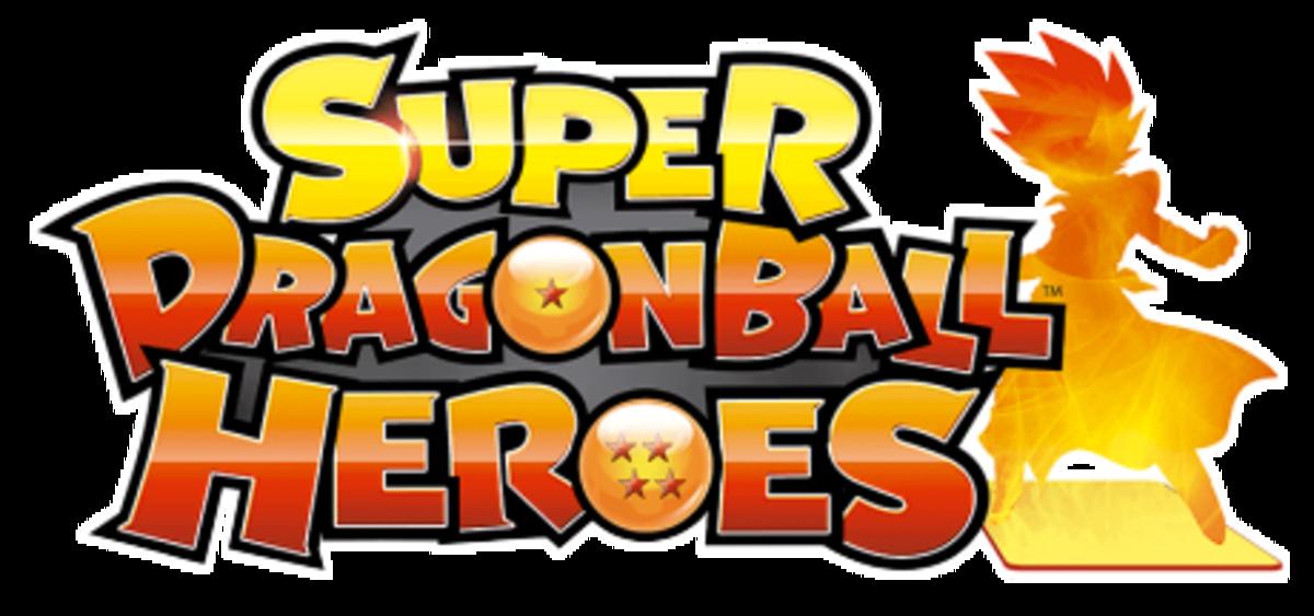 Dragon Ball Super Logo Png: Super Dragon Ball Heroes (anime)