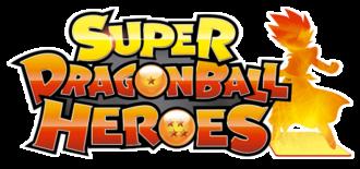 Super Dragon Ball Heroes (anime) - Logo of Super Dragon Ball Heroes