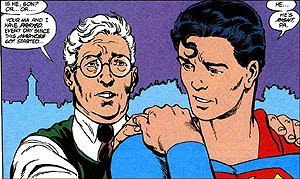 Superboy - Superboy from the Pocket Universe.