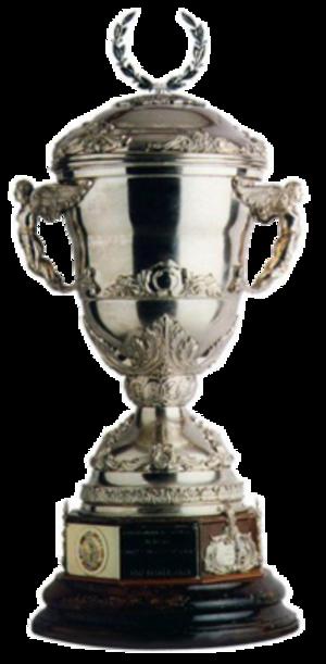 Supercopa Libertadores - Image: Supercopa sudamericana trophy