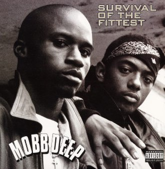 Survival of the Fittest (song) - Image: Survival of the Fittest (song)