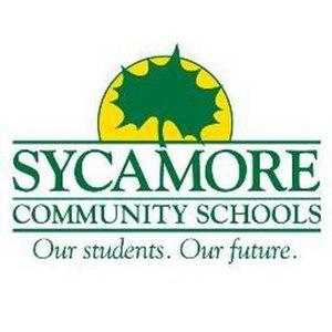 Sycamore High School (Cincinnati, Ohio) - Image: Sycamore H Slogo