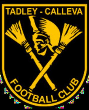Tadley Calleva F.C. - Image: Tadley Calleva F.C. logo