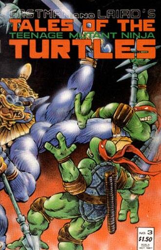 Tales of the Teenage Mutant Ninja Turtles - Image: Tales TMNT3
