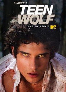 <i>Teen Wolf</i> (season 1) season of television series