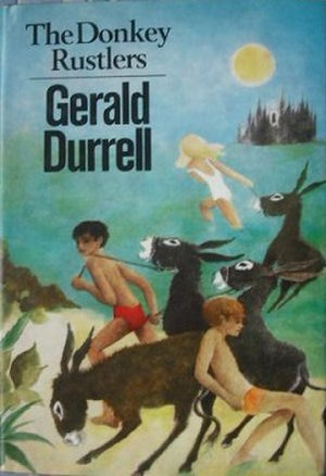 The Donkey Rustlers - First edition (publ. Collins)