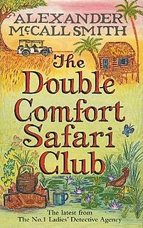 <i>The Double Comfort Safari Club</i>