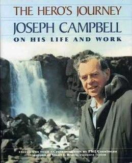 <i>The Heros Journey</i> (book) biography of the mythologist Joseph Campbell