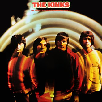 The Kinks Are the Village Green Preservation Society - Image: The Kinks Village Green Preservation Society