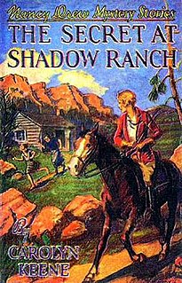 <i>The Secret at Shadow Ranch</i>