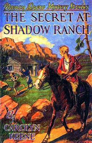 The Secret at Shadow Ranch - Original edition