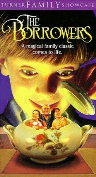 Picture of a TV show: The Borrowers