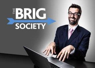 The Brig Society - Marcus Brigstocke in The Brig Society