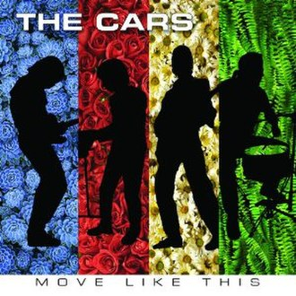 Move Like This - Image: The Cars Move Like This album cover