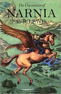 <i>The Chronicles of Narnia</i> Series of childrens fantasy novels by C. S. Lewis