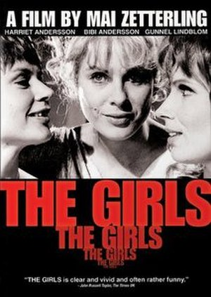 The Girls (1968 film) - Image: The Girls (film)