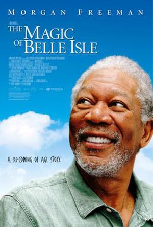 The Magic of Belle Isle - Theatrical release poster