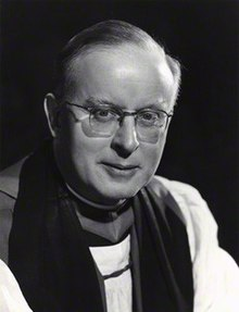 The Most Reverend Donald Coggan, Archbishop of York.jpg