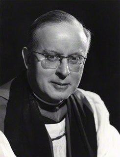 Donald Coggan Archbishop of Canterbury; and of York; Bishop of Bradford
