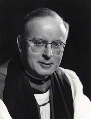 Donald Coggan - Image: The Most Reverend Donald Coggan, Archbishop of York