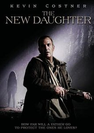 The New Daughter - Image: The New Daughter DVD Cover
