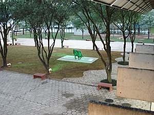 Veterinary College of UFMG - Image: The Ox, Veterinary College, Universidade Federal de Minas Gerais