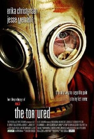 The Tortured - Teaser poster