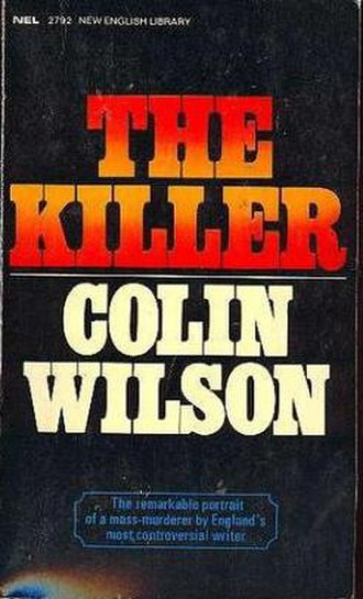 The Killer (Wilson novel) - First edition cover