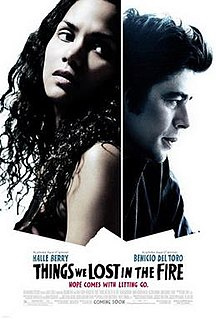 <i>Things We Lost in the Fire</i> (film) 2007 film by Susanne Bier