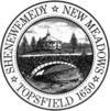 Official seal of Topsfield, Massachusetts