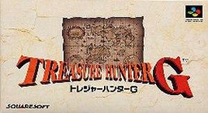 Treasure Hunter G - Image: Treasure Hunter G boxart