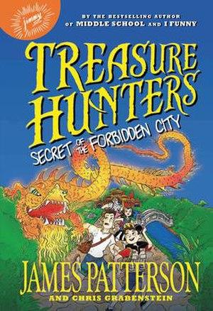 Treasure Hunters: Secret of the Forbidden City - Image: Treasure hunters secret of the forbidden city
