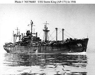 USS Storm King (AP-171) - USS Storm King (AP-171)