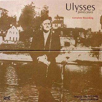Ulysses (broadcast) - Image: Ulysses 1982 broadcast CD cover