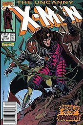 Image result for gambit x-men