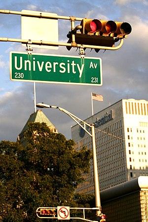 University Heights, Newark - University Avenue