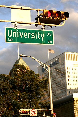 University Heights, Newark - University Avenue