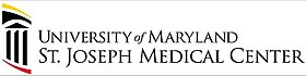 University of Maryland St. Joseph Medical Center logo.jpg