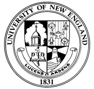 University of New England (United States) - Image: University of New England Seal