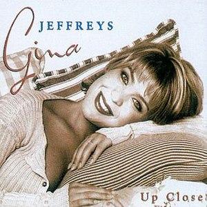 Up Close (Gina Jeffreys album) - Image: Up Close by Gina Jeffreys
