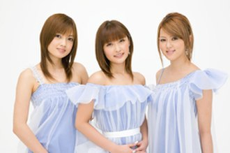 V-u-den - 1st gen: Erika Miyoshi, Rika Ishikawa, Yui Okada