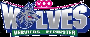 RBC Pepinster - Image: VOO Wolves logo