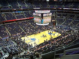 Washington Wizards - The Wizards moved to the MCI Center (later named Verizon Center and now the Capital One Arena) in 1997.