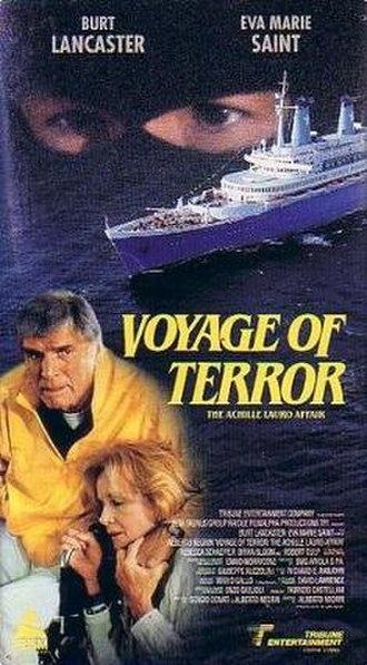 Voyage of Terror: The Achille Lauro Affair - Image: Voyage of Terror The Achille Lauro Affair