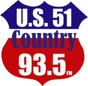 WKBQ - Image: WKBQ US51country logo